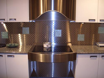 Textured and Tile Stainless