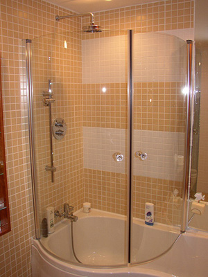 Shower Tub