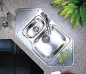 Franke Corner Sink Design